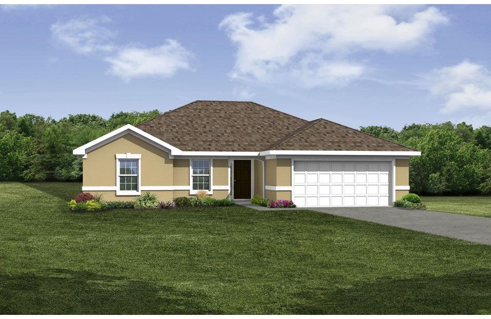 Avondale - Two Creeks: Middleburg, FL - Drees Homes