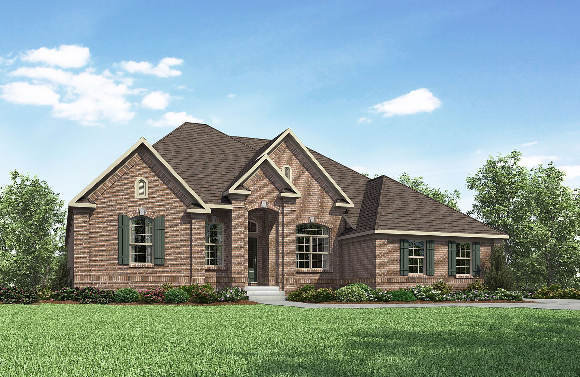 Durbin - Hurstbourne Park: Franklin, TN - Drees Homes