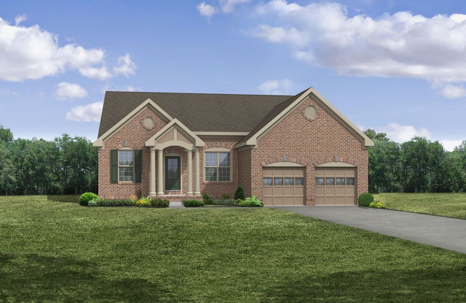 Millington - Burkitt Place: Nolensville, TN - Drees Homes