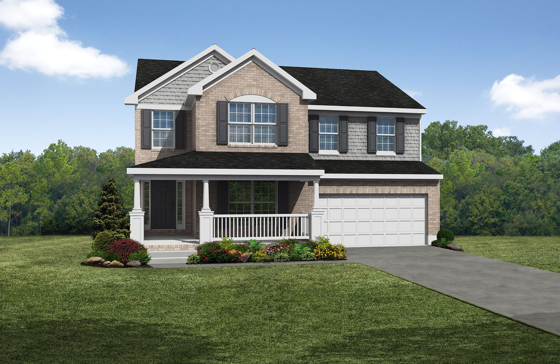 Fulton - Shepherds Crossing: Maineville, OH - Drees Homes