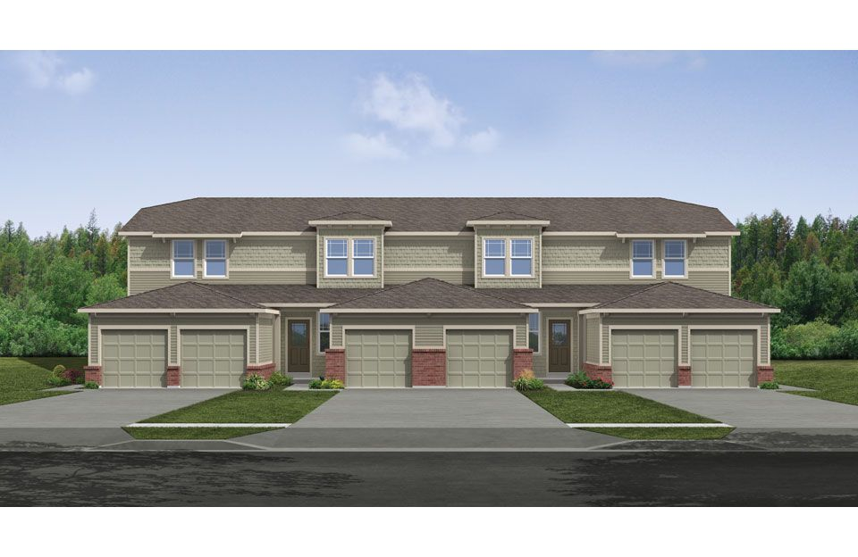 Haverton II - Crosspointe Condos & Townes: Batavia, OH - Drees Homes