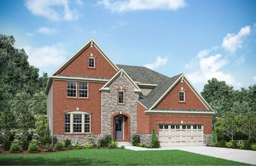 Carmelle Community: The Reserves of Carmelle by Drees Homes in Cincinnati Ohio