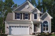homes in Columbia Reserve Community: Columbia Reserve by Drees Homes