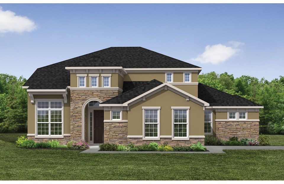 Royce II - Eagle Harbor: Orange Park, FL - Drees Homes