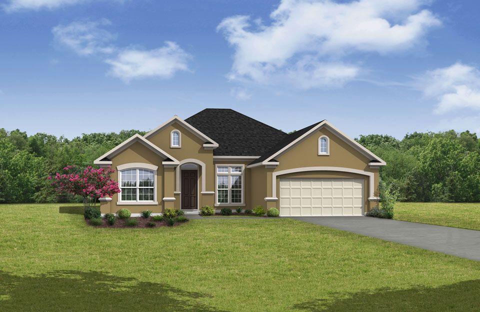 Edgewater - Two Creeks: Middleburg, FL - Drees Homes