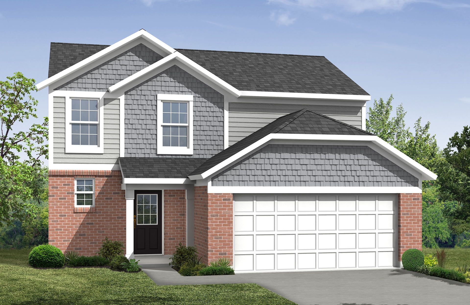 Varrington - Turning Leaf: Maineville, OH - Drees Homes