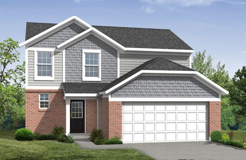Hopewell Valley by Drees Homes in Cincinnati Ohio