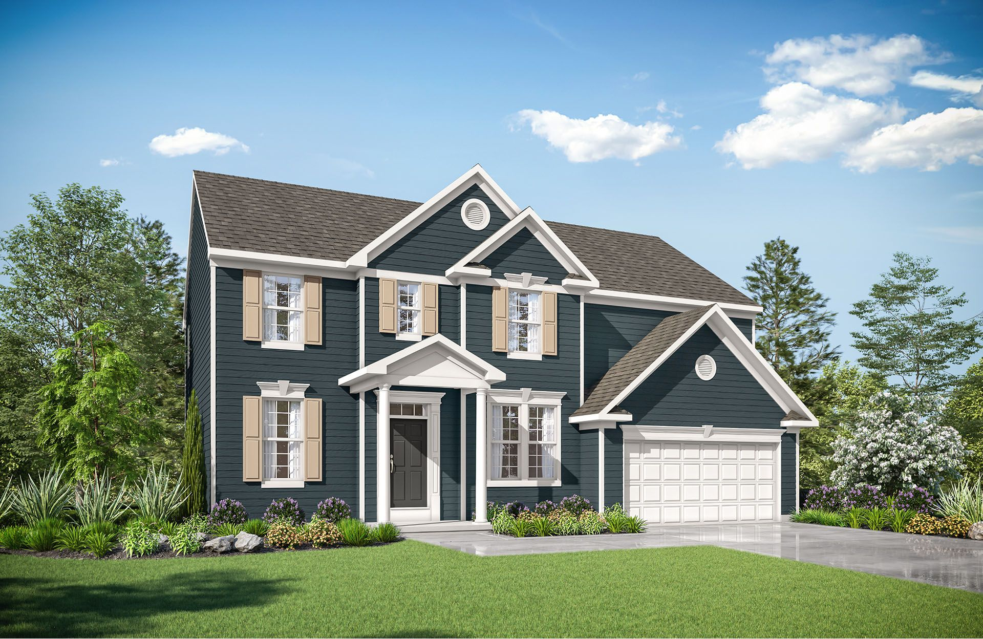 Quentin - The Preserve at Smith Run: Fredericksburg, VA - Drees Homes