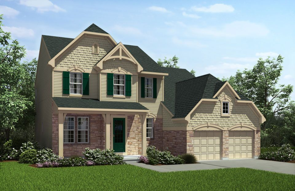 Celestial - Glenkirk Estates: Gainesville, VA - Drees Homes