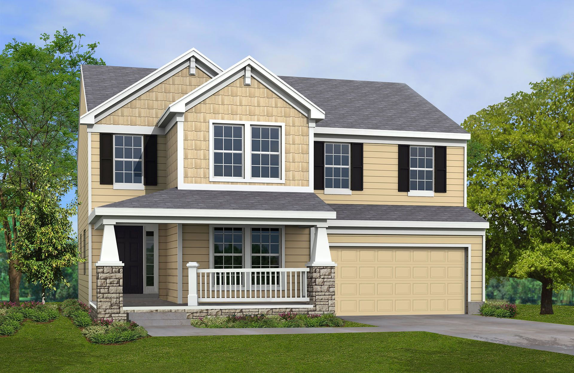 Harmony: Harmony Expressions by Drees Homes