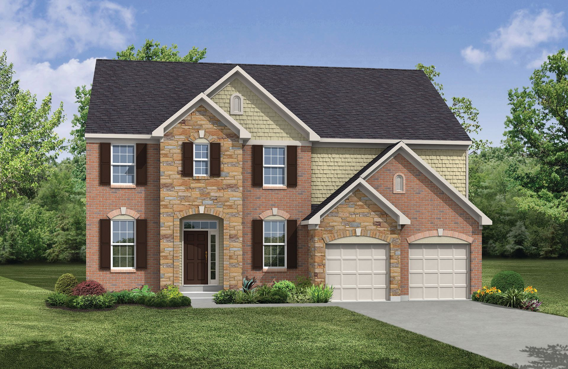 Poplar Estates by Drees Homes