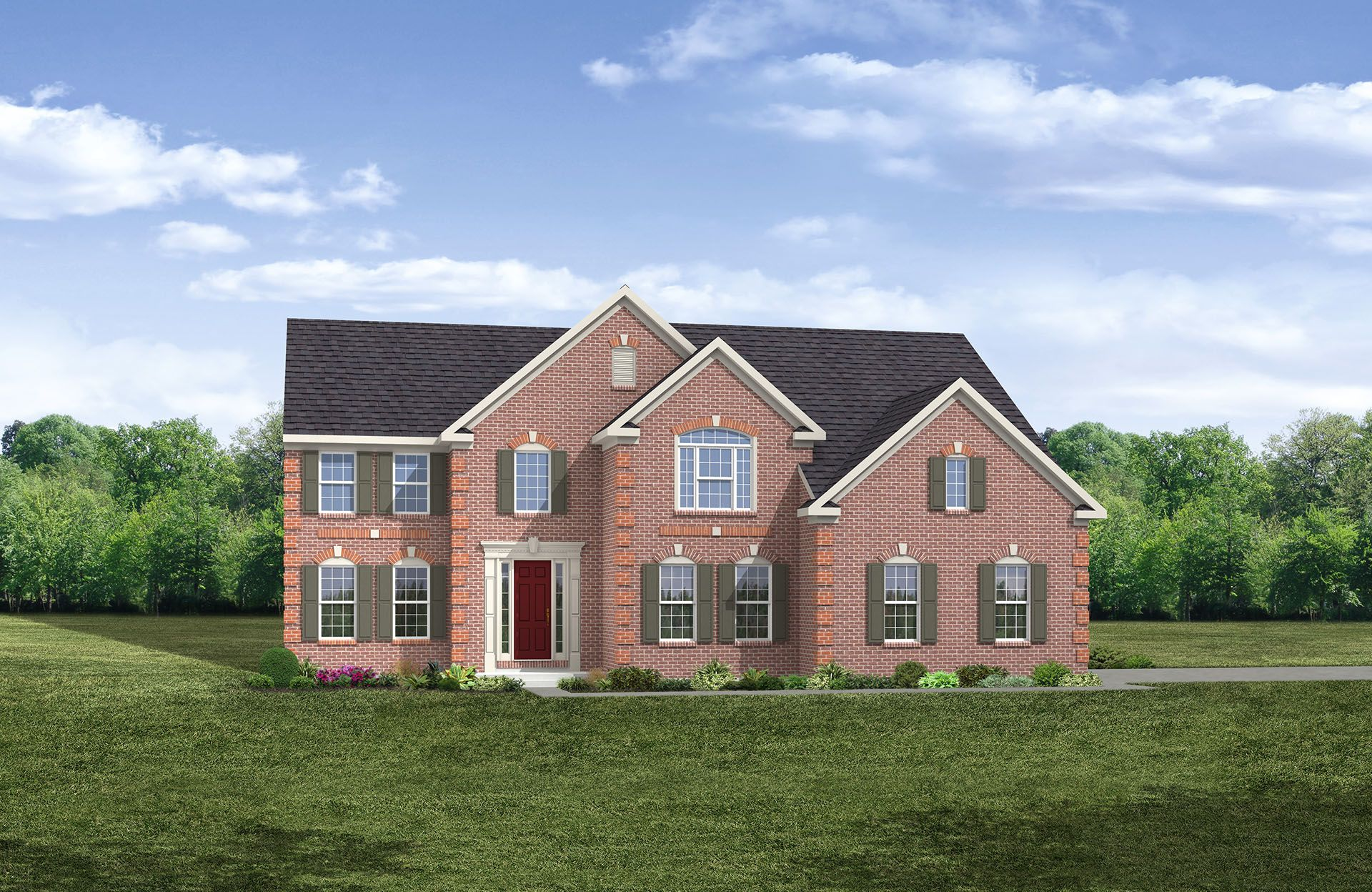 Hartwicke - Poplar Estates: Stafford, VA - Drees Homes