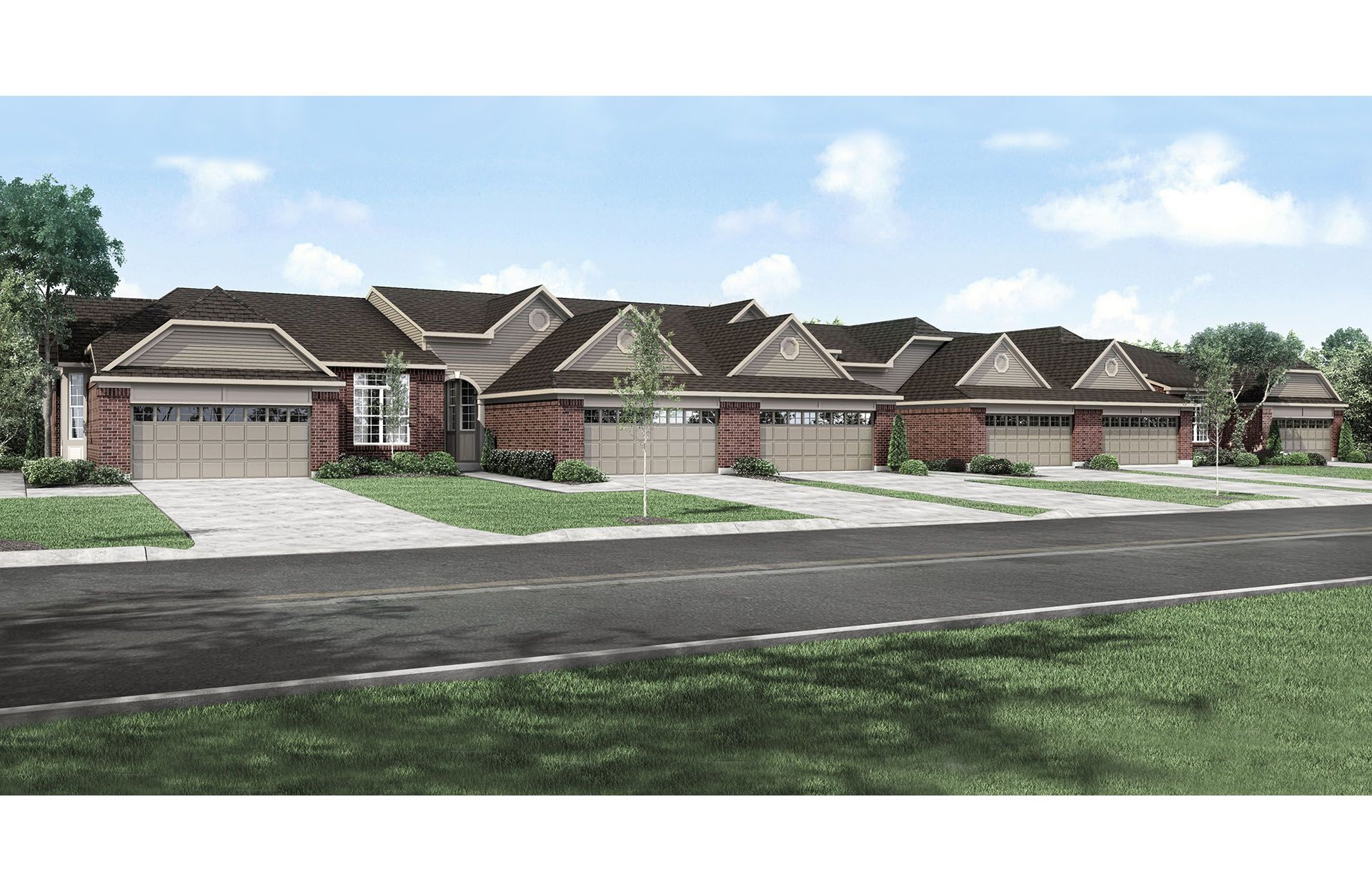 Waverly - White Pillars Towne: Loveland, OH - Drees Homes