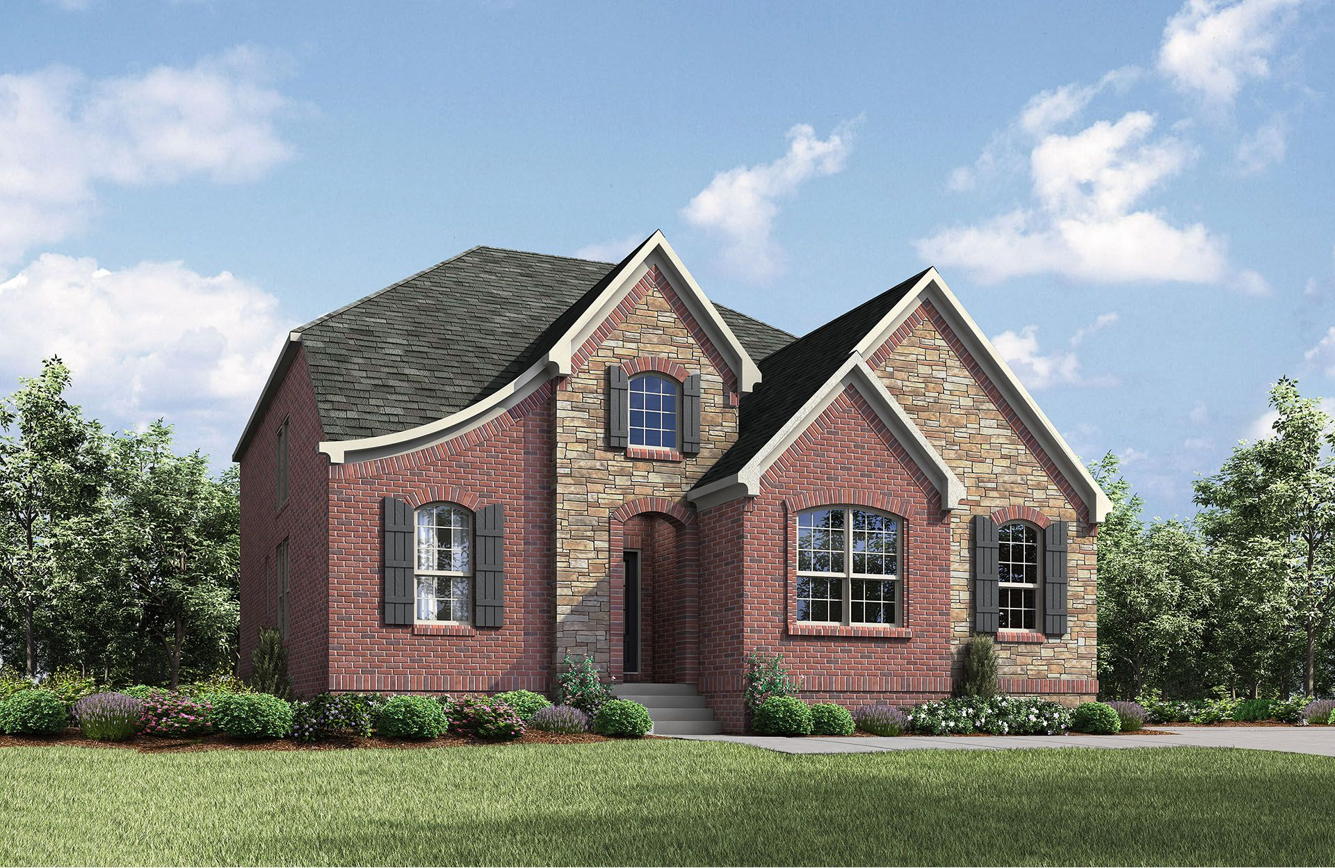 Royce II - Hurstbourne Park: Franklin, TN - Drees Homes