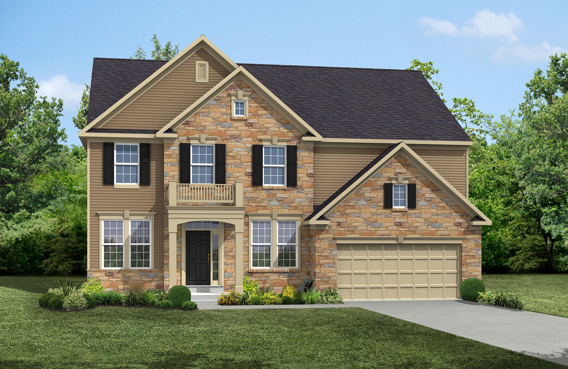 The Preserve at Smith Run by Drees Homes