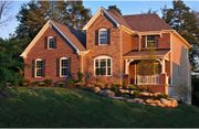 homes in Woods of Stradford by Drees Homes