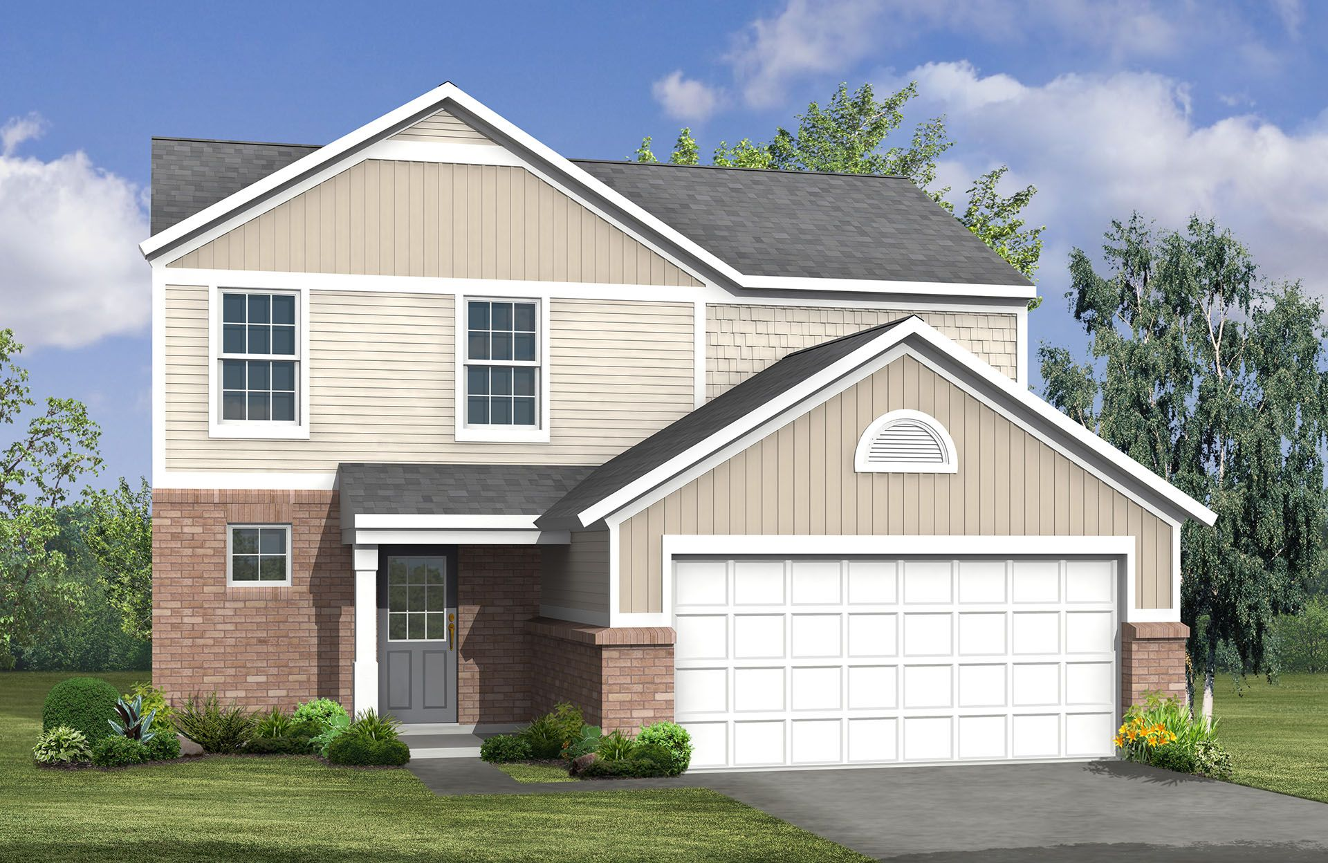 Varrington - Woodsview of Williamsburg: Williamsburg, OH - Drees Homes