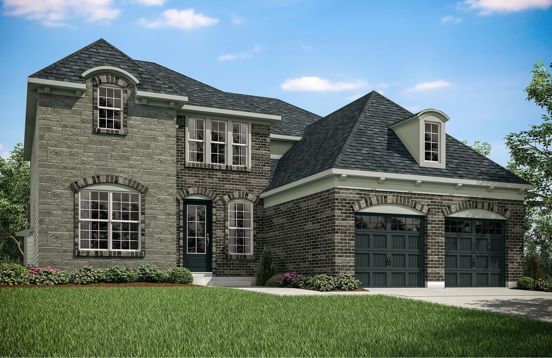 Sasha - Emerald Ridge: Indianapolis, IN - Drees Homes