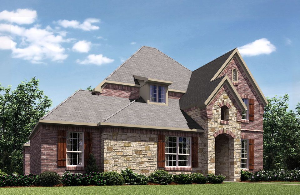 Cambria - Viridian: Arlington, TX - Drees Custom Homes
