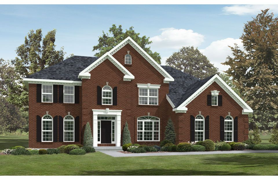 White Pillars by Drees Homes