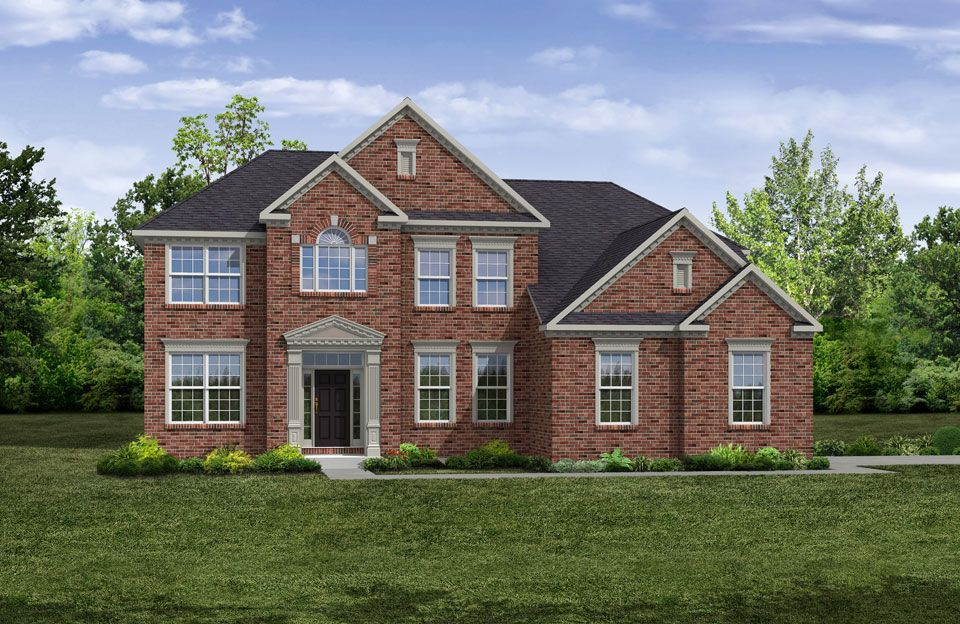 Grayson II - Red Stone Village: Union, KY - Drees Homes
