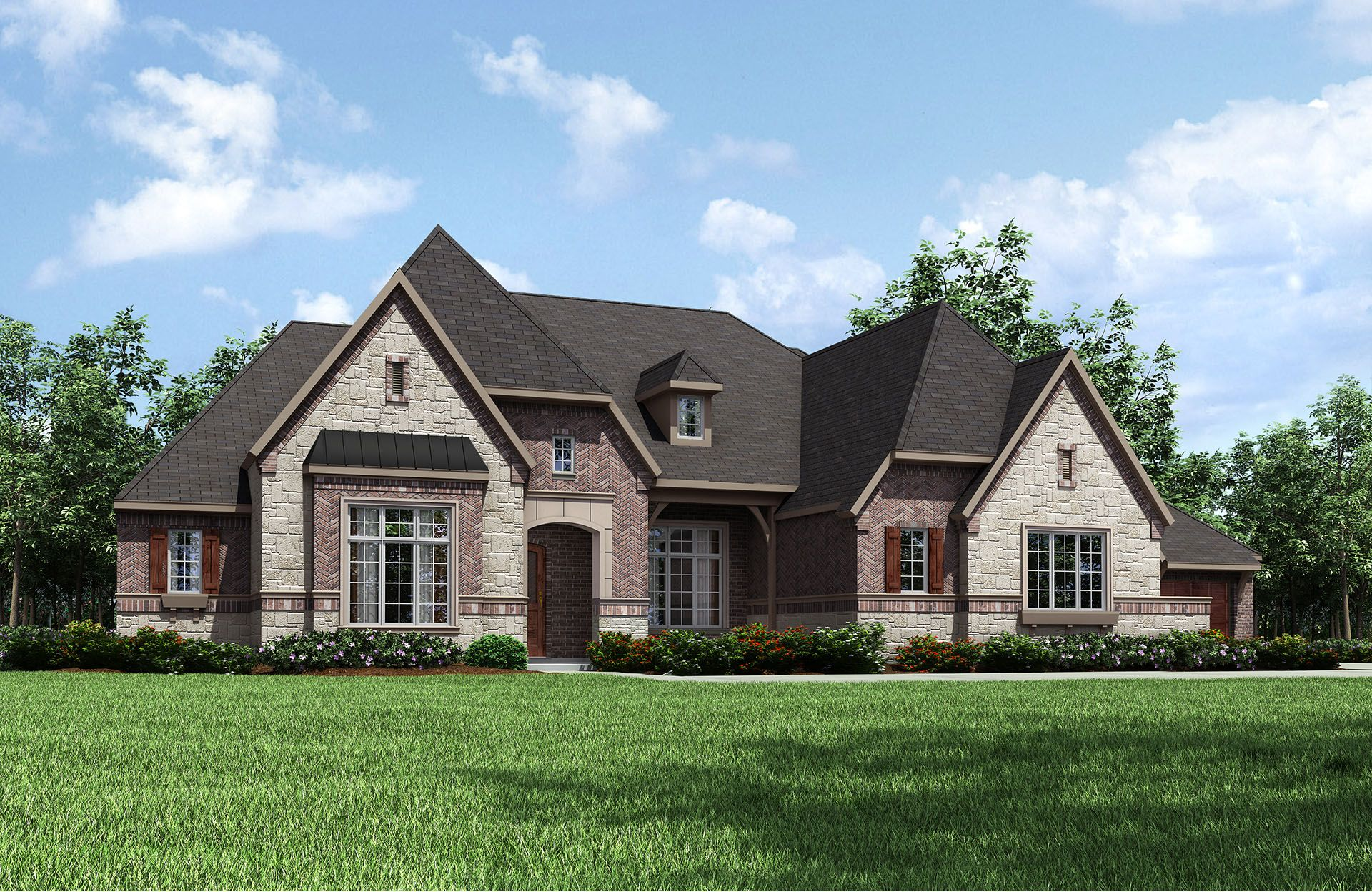 Julian - Buffalo Creek: Rockwall, TX - Drees Custom Homes