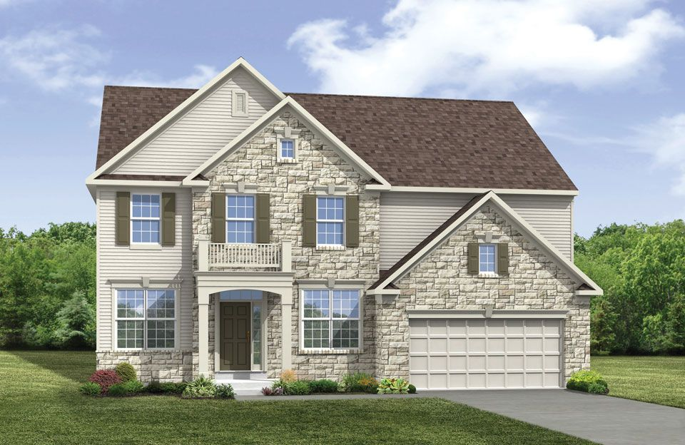 Buchanan - Woods of Stradford: North Ridgeville, OH - Drees Homes
