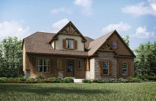 Burkitt Place by Drees Homes in Nashville Tennessee