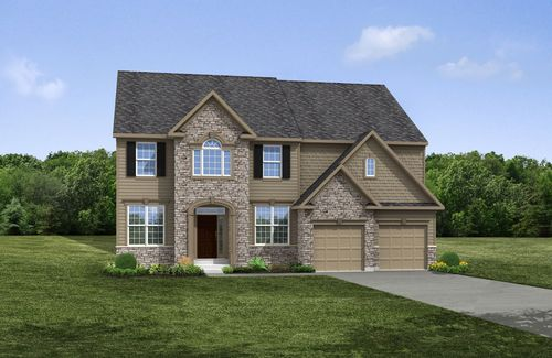 Spring Hill by Drees Homes in Akron Ohio