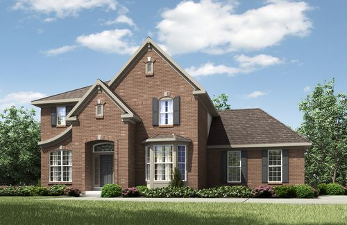 Brookhaven by Drees Homes in Indianapolis Indiana
