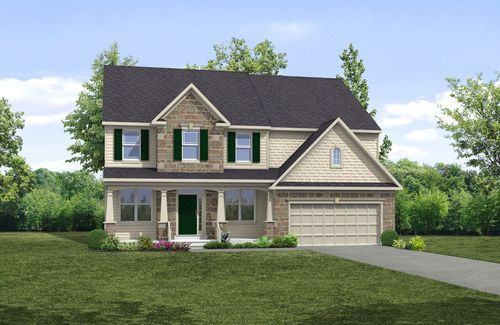 Braddock Ridge by Drees Homes in Washington District of Columbia