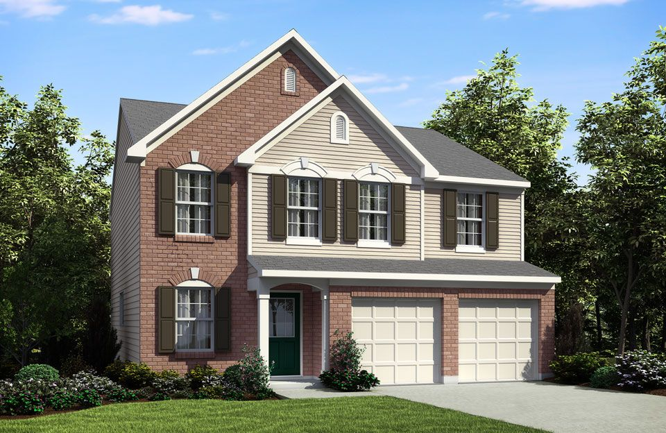 Staffordshire - New Haven: Independence, KY - Drees Homes