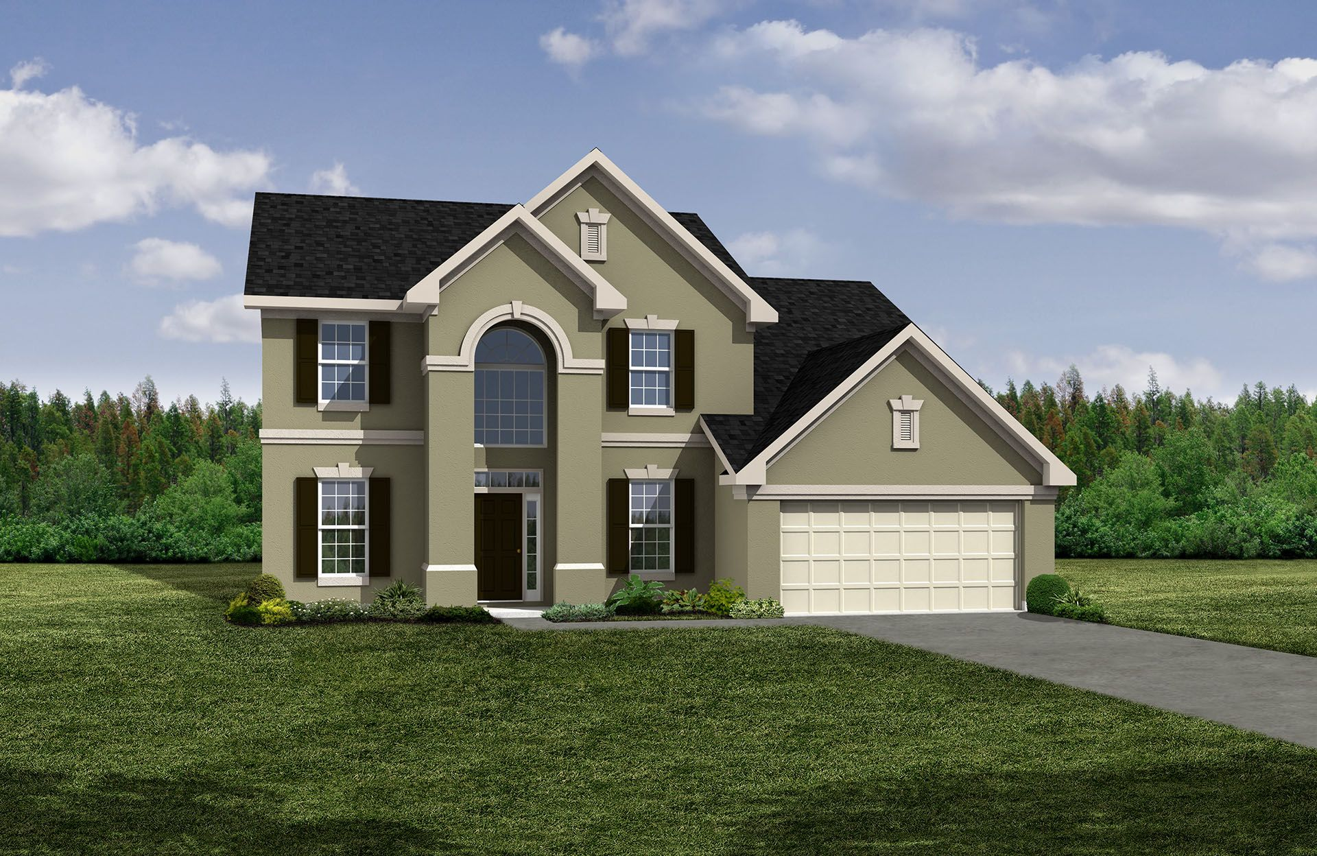 Bartram - Eagle Harbor: Fleming Island, FL - Drees Homes