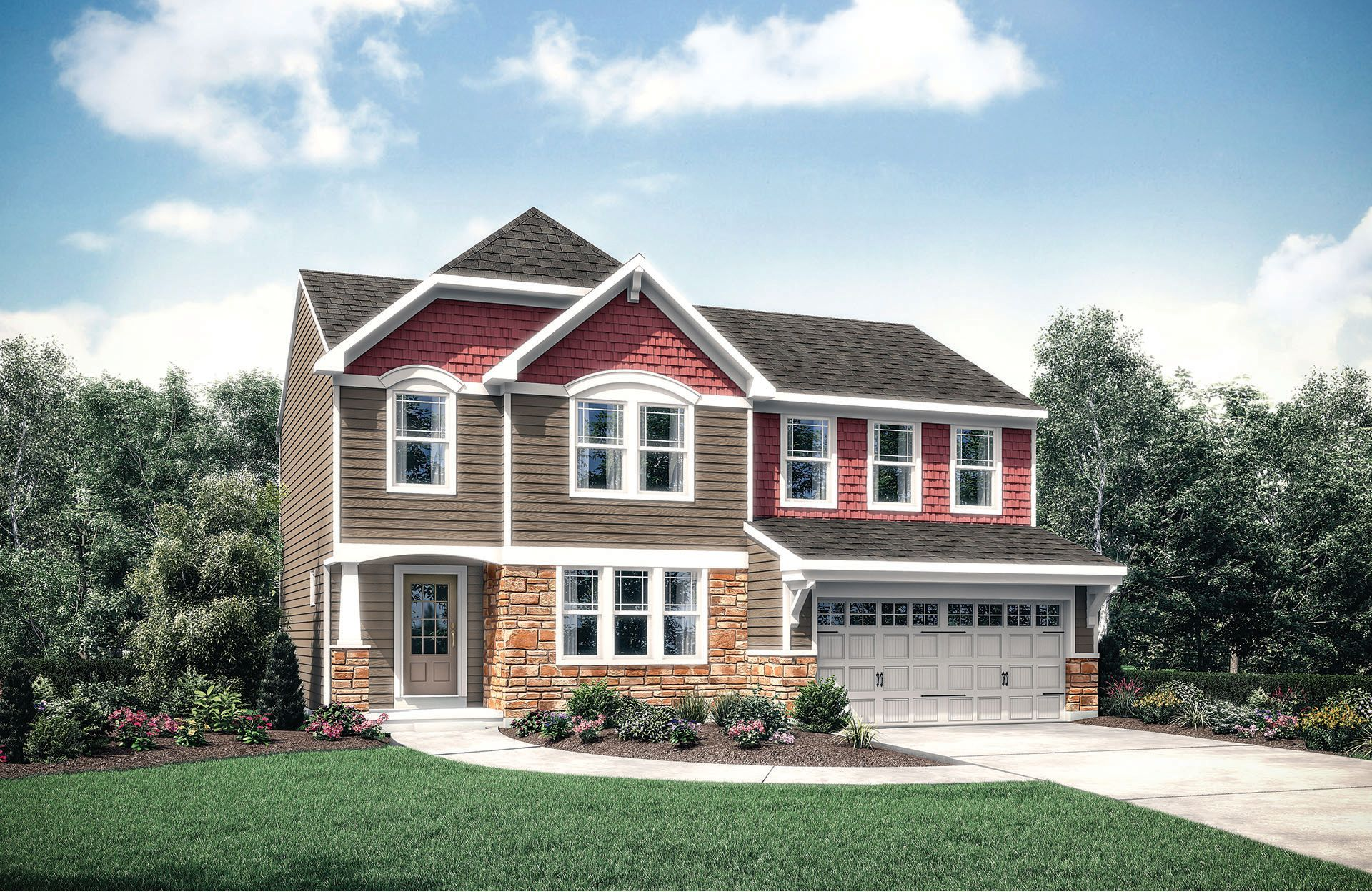Twin Gates: Twin Gates by Drees Homes