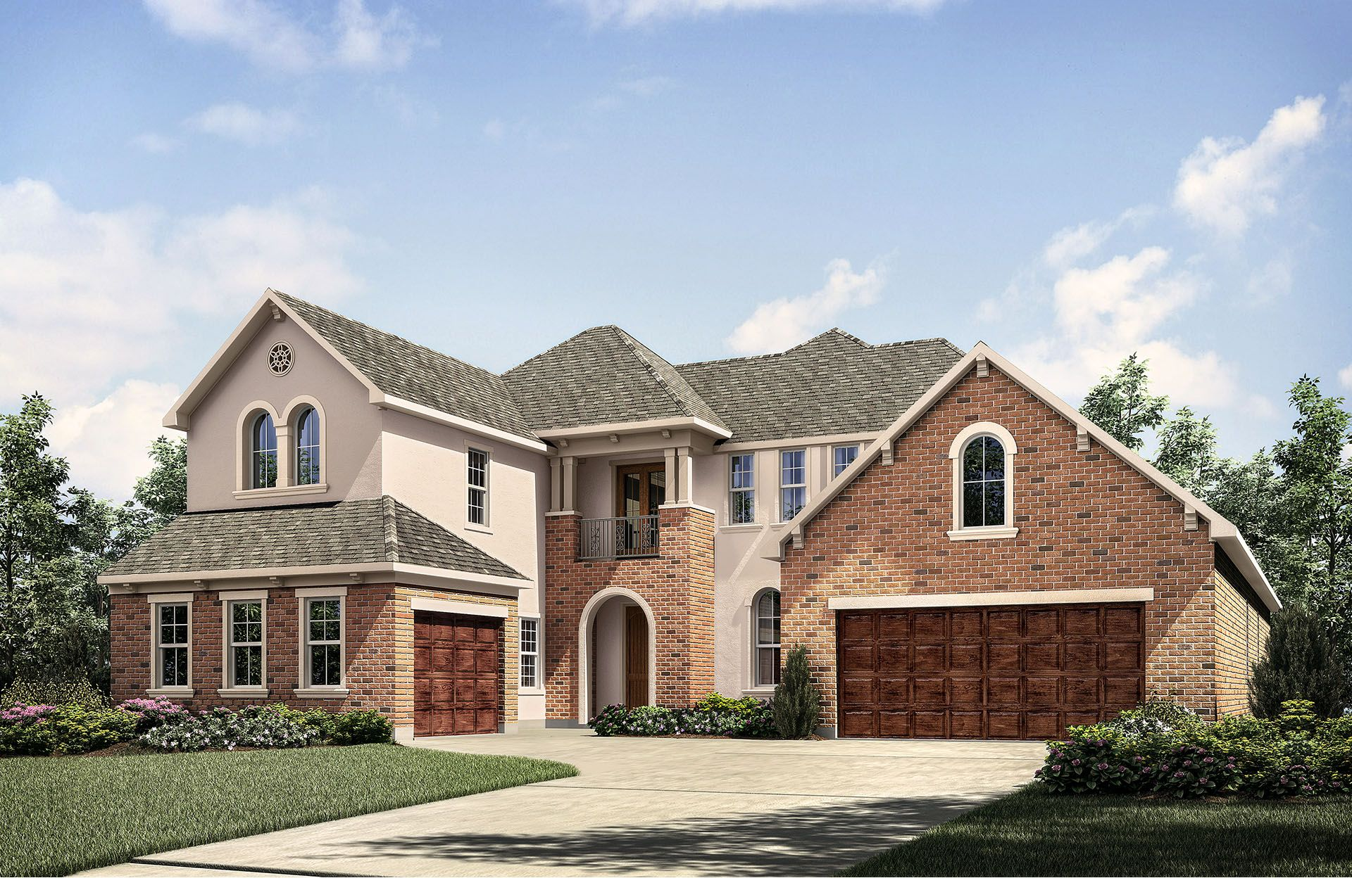 Antonio - Buffalo Creek: Rockwall, TX - Drees Custom Homes