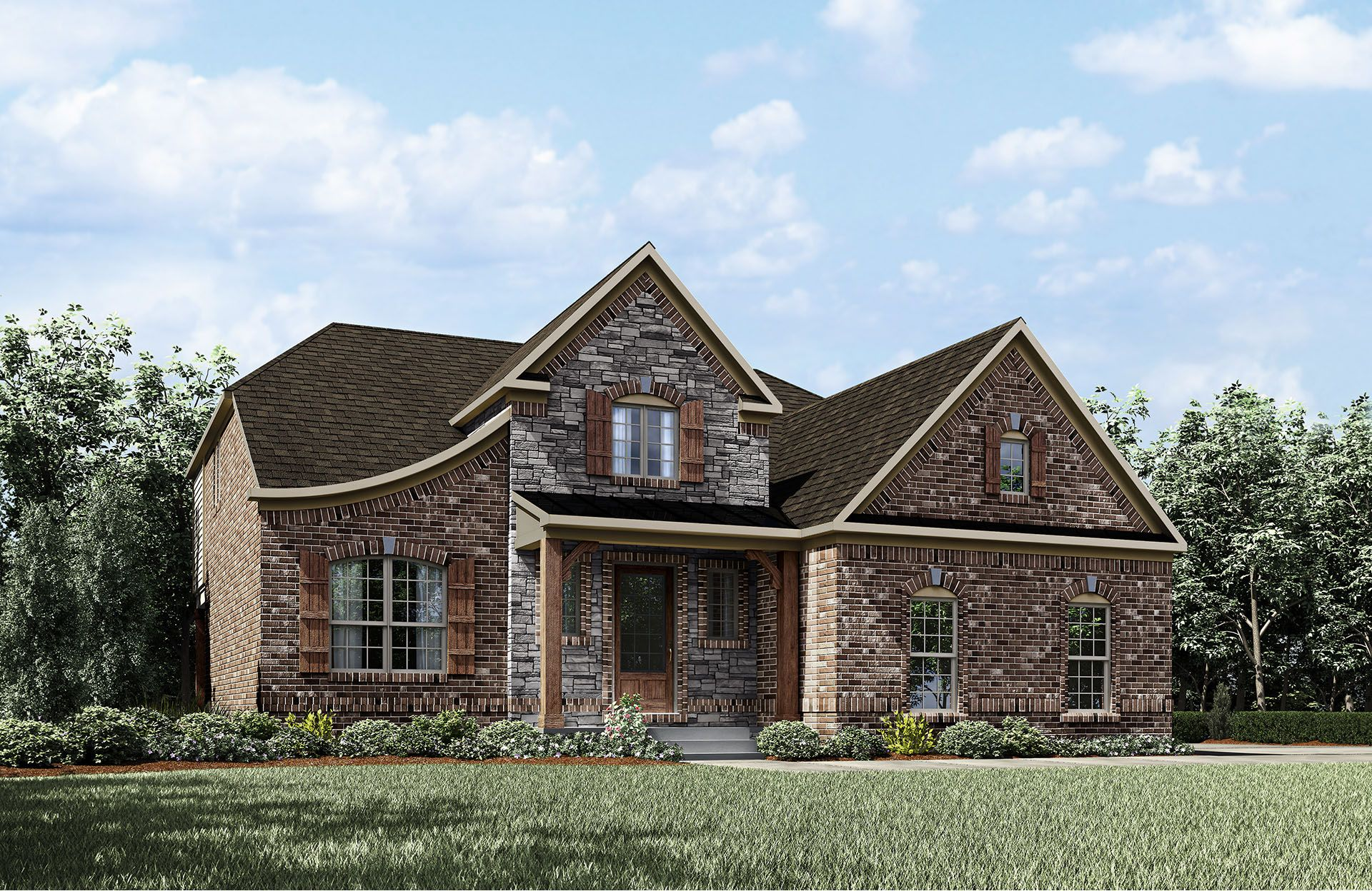 Abriel - The Villages of Berkshire: Murfreesboro, TN - Drees Homes