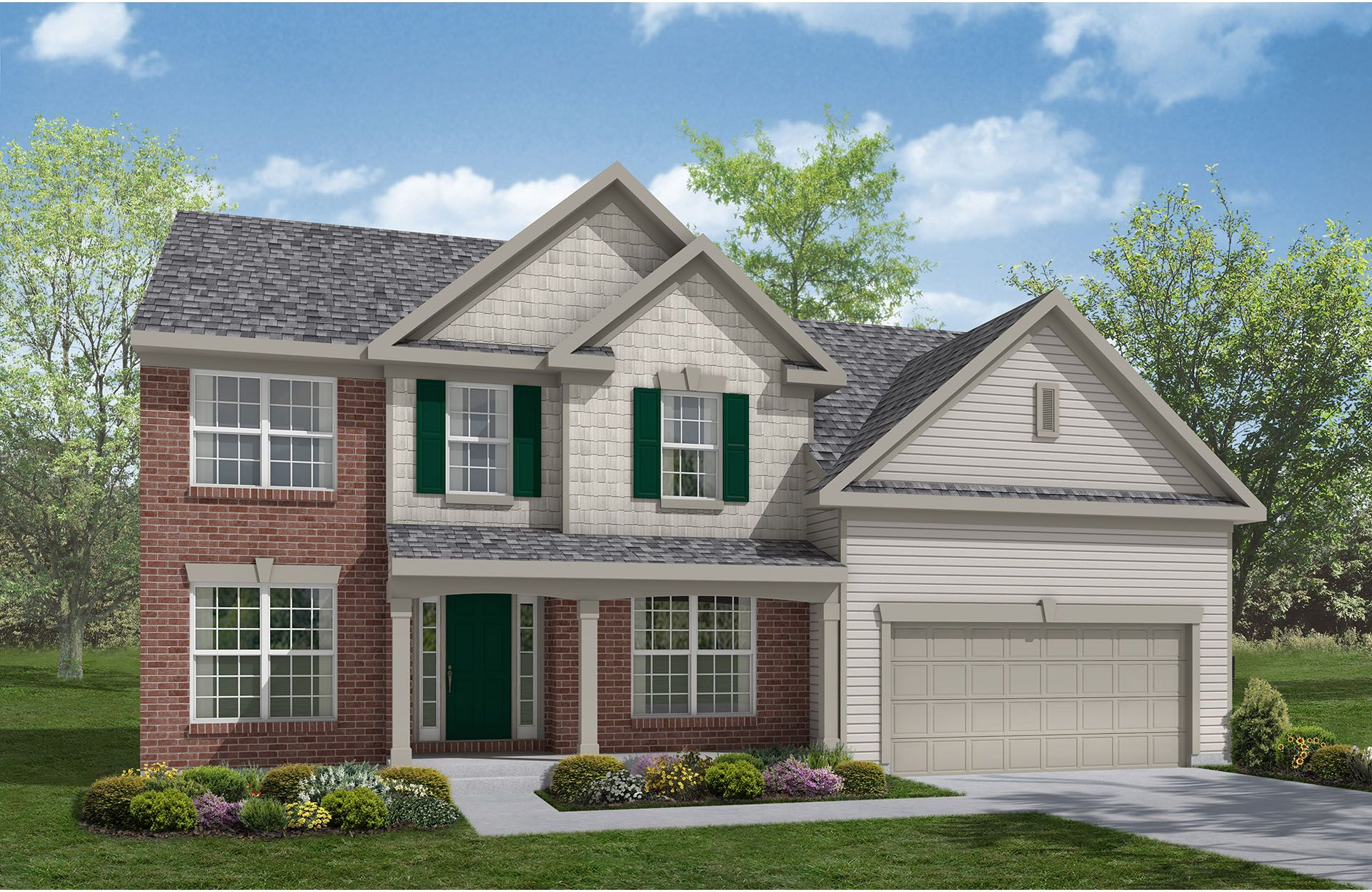 Patterson - Stillwood: Stow, OH - Drees Homes