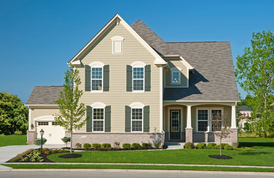 Carson - The Commons at Woodcreek Farms: Brownsburg, IN - Drees Homes