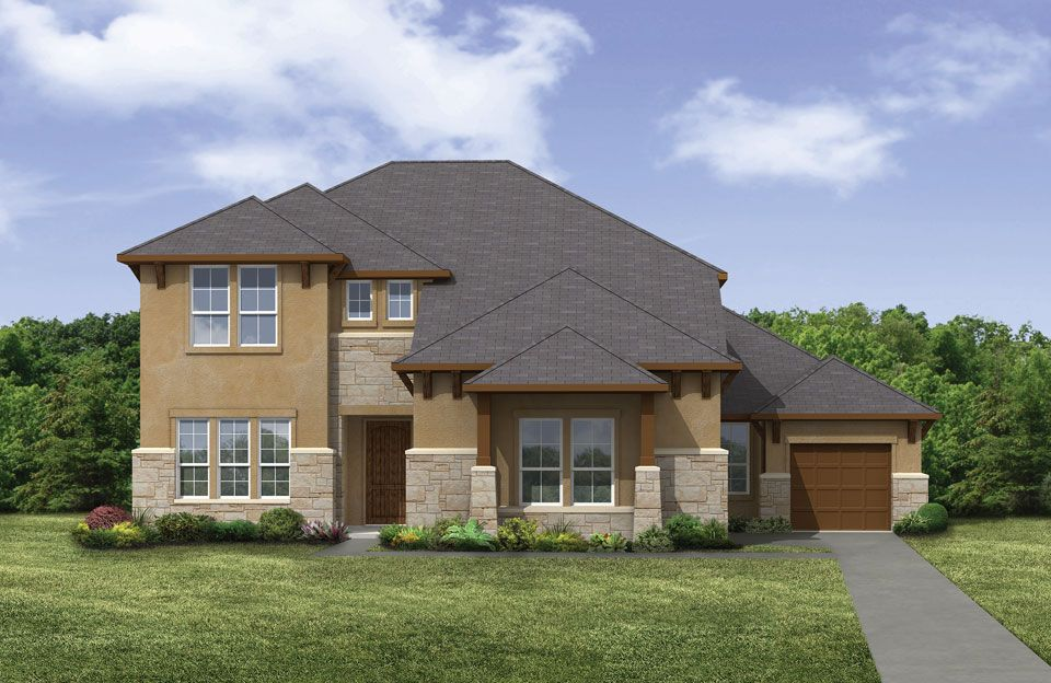 Rocky Creek Community: Rocky Creek by Drees Custom Homes