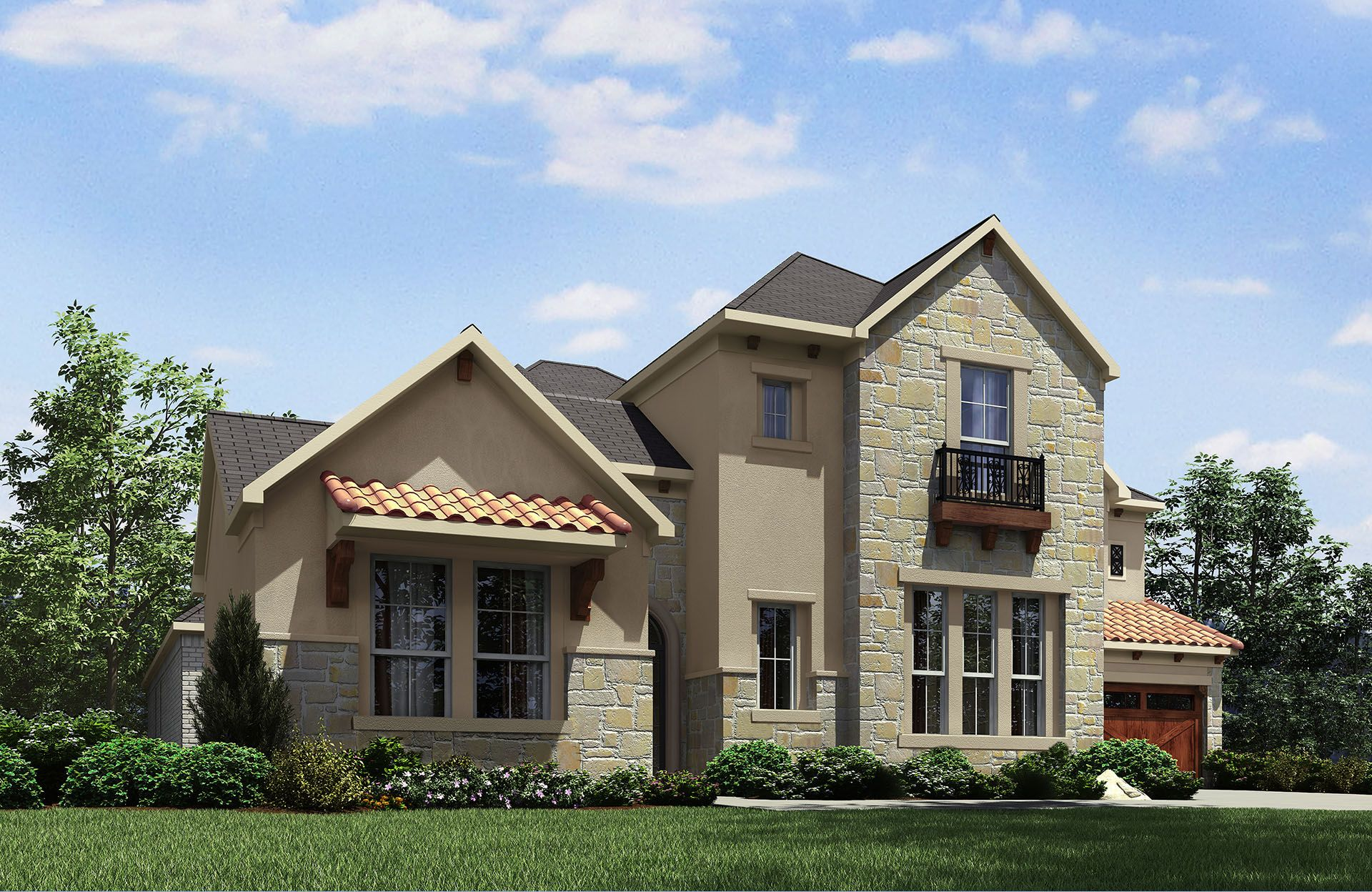 Ensenada - Buffalo Creek: Rockwall, TX - Drees Custom Homes