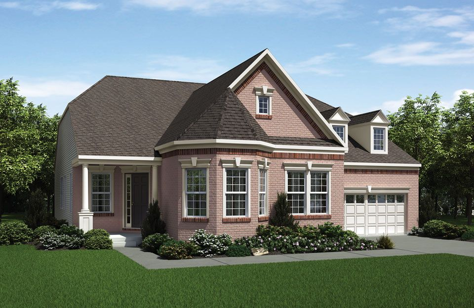 Jayden - The Preserve at Smith Run: Fredericksburg, VA - Drees Homes