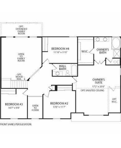 Drees Homes Floor Plans
