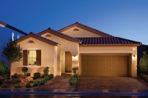 Tuscany Residential Village by Century Communities in Las Vegas Nevada