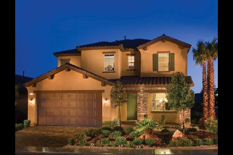 Rhodes Ranch In Las Vegas Nv New Homes Floor Plans By