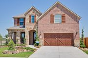 homes in Frisco Hills by Dunhill Homes