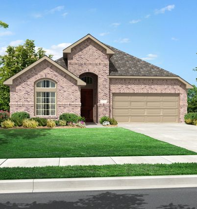 Ridgeview Farms by Dunhill Homes in Fort Worth Texas