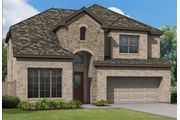The Annabelle - Sunset Pointe: Little Elm, TX - Dunhill Homes