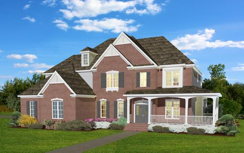 The Estates at Chapel Ridge by Emerald Homes in Raleigh-Durham-Chapel Hill North Carolina