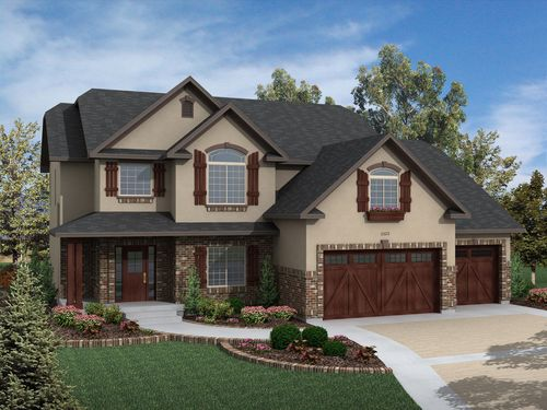 Rice Farms Estates by Elite Craft Homes in Salt Lake City-Ogden Utah