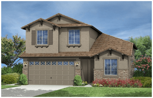 Trentino at Stone Creek by Elliott Homes in Sacramento California